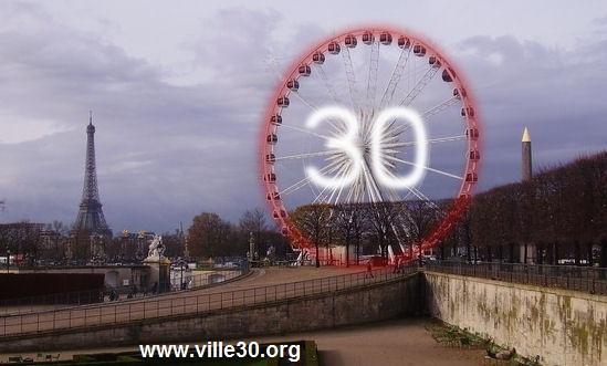 paris ville 30