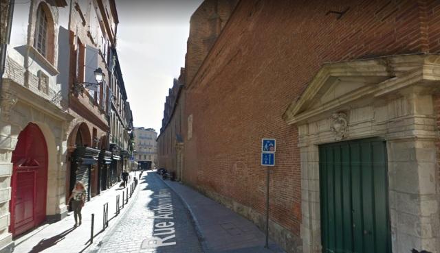 Toulouse 30 kmh