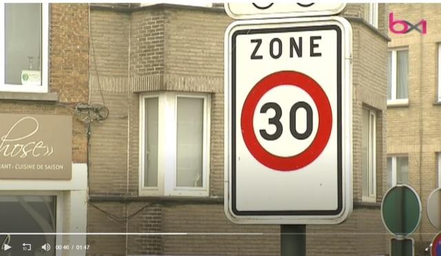 z30 region Bruxelles