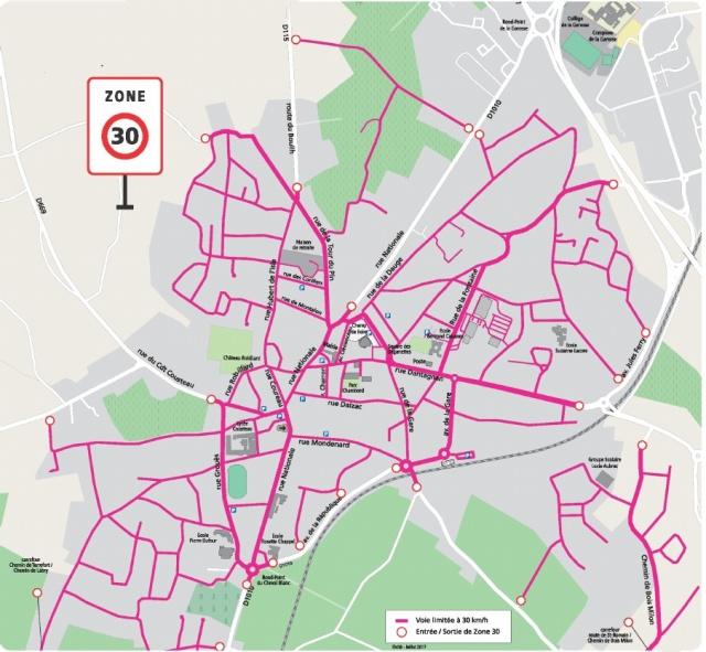 Saint-André-de-Cubzac devient ville 30 plan